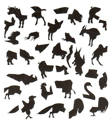 拼图找动物 - 新闻-我要搜学网