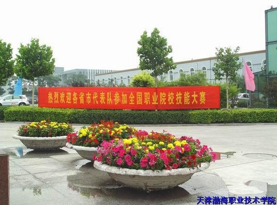> 天津渤海职业技术学院相册