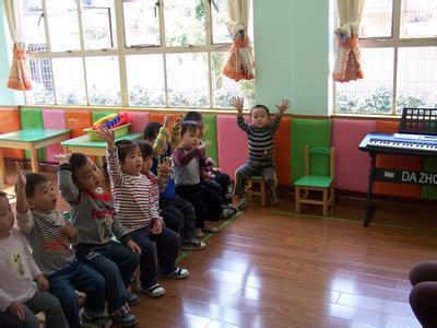 吉的堡(上海闸北永盛幼儿园)照片-学校-我要搜学网